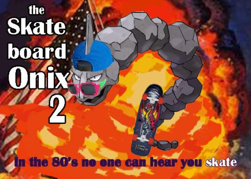 Skateboard Onix 2 Thumbnail by ROBOThatesEverything