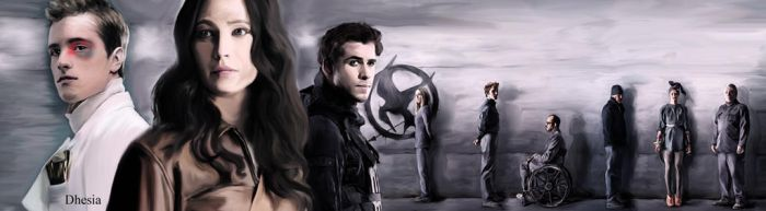 hunger games by Dhesia
