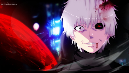 Tokyo Ghoul_ the end by I-DEVOS