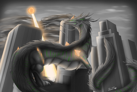 Inspire #2: Corruption by RimentusTheDragon