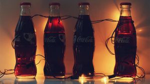 Luminescent Cola by Zim2687