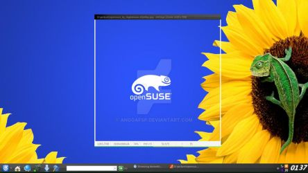 my own KDE by anggaFSP