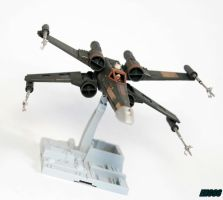 T-65 X-Wing by enc86