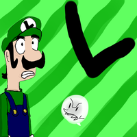Ryan draws luigi part 798 by Ryanstoons