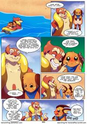 OUAD Part1 - Page 5 by TamarinFrog
