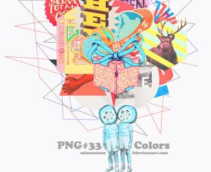 PNG#33 Colors by miaoaoaoao