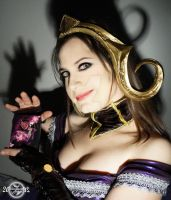 Liliana-ception -Liliana Vess cosplay by 20Tourniquet02