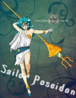 Sailor 'Poseidon' Neptune by JudySparrow