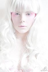 White Doll by HiroshimaPHOTOGRAPHY