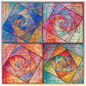 Summer Patchwork by FractalEyes