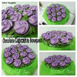Flower Chocolate Cupcake Bouquet by SongAhIn