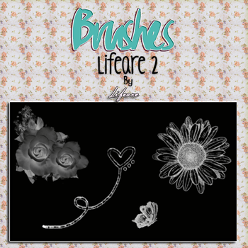 BRUSHES. By: lifeare 2 by LifeARE