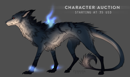 Character auction [closed] by Rizuuki