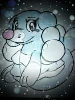Brionne with a Bubbly Flare!