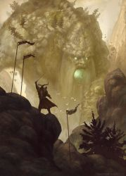 Earth Giant by KlausPillon