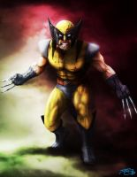 Wolverine by Carnage-Khan