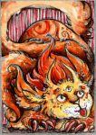 .:ACEO:. for MiriElzar by Atteo