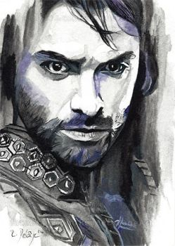 Kili |Art Card by Fayeren