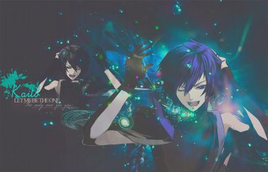 Kaito wallpaper by lady-alucard