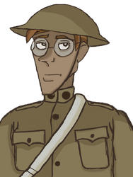 Corporal Thatch by scumbaguette
