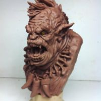 Orc from Shatohin Alexander design by sculptart31