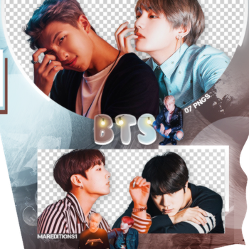 /PACK PNG/ BTS. by MarEditions1