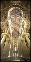 Gothic Cathedral_1 by Zorrodesign