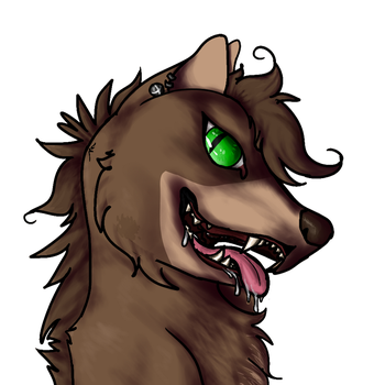 Chester Headshot by AwesomePaw