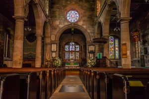 Holy Trinity Church by newcastlemale
