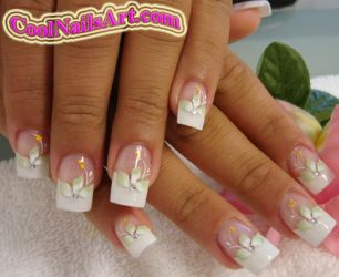 Nail Design  - Calm and Clear by thientu83