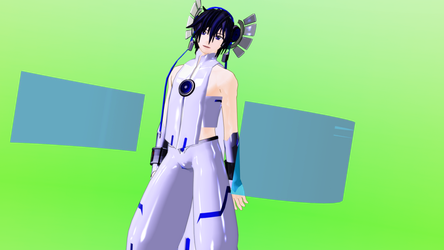 AOA Good Luck Cyber Prince Kaito (youtube VL) by SteelDollS