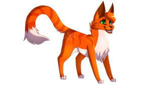Skypaw [REQUEST] by StarshaFeather