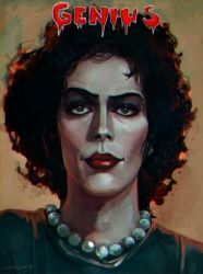 the rocky horror picture show by LoranDeSore
