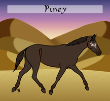Piney by WolfHavenWoods