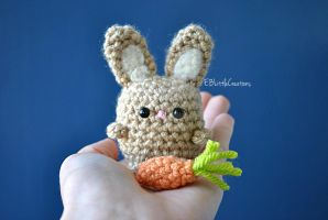 Mini Bunny! by eriKaB05