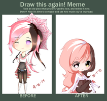 Draw this Again - Neo by KelsoBunny