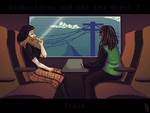 Transports - Stobarticus and the Tea Quest 2 by shiicolate