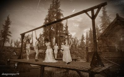 group gallows II by dungeonguy59