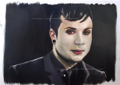 Frank Iero_ by xnightmares-exist
