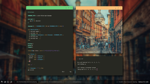 Share your Openbox Desktop ! :) (Page 107) / Artwork and Screenshots