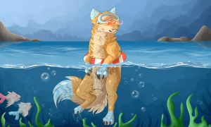 .: Take me to the ocean :. by Hatonni