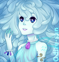 Aquarius [Speedpaint] by Odire-san