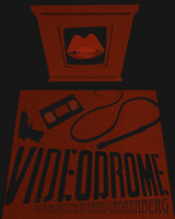 videodrome by afraidofthebasement
