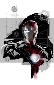 IronmanDesign by CrisDelaraArt