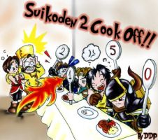Suikoden Cook-off by Exarrdian
