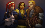 Cullen Greatly Disapproves by baaltas