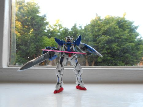 my first ever Gundam figure pic 1 by 707cloud