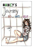 :Comic Cover: NANCY'S JOURNEY / Chapter 1 by MikuParanormal