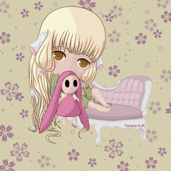 Chii relaxed by tamygm21