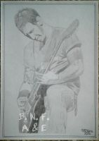 Sully Erna by BNFlores